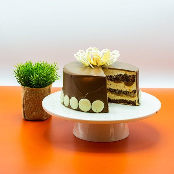 Tort Dolce Caramel Briana