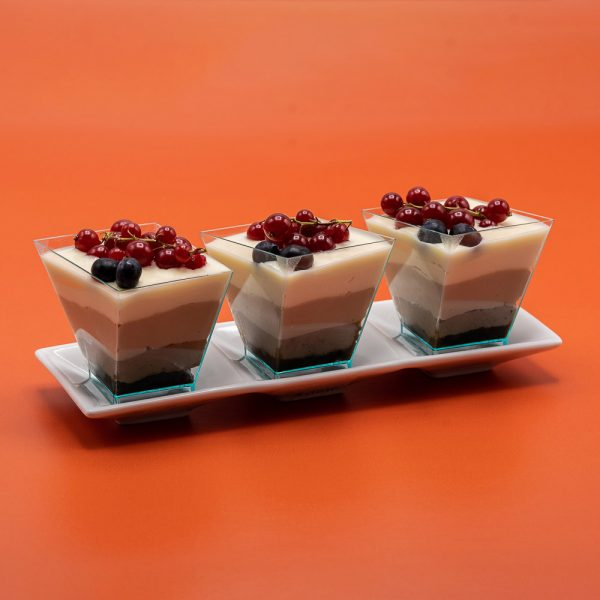Mousse de Ciocolata si Fructe de Padure Briana